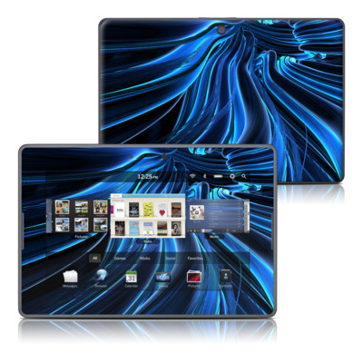 BlackBerry PlayBook Skin - Cerulean