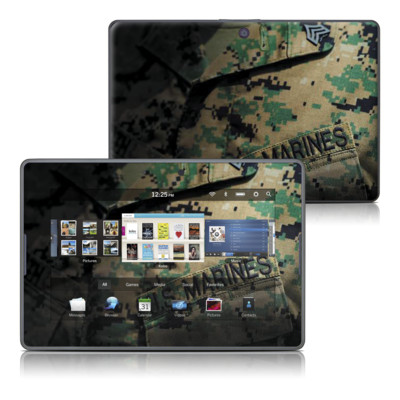 BlackBerry PlayBook Skin - Courage