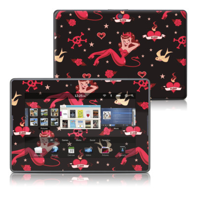 BlackBerry PlayBook Skin - Devilette