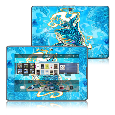 BlackBerry PlayBook Skin - Dolphin Daydream