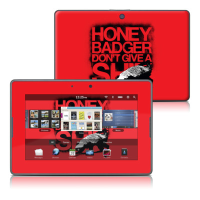 BlackBerry PlayBook Skin - Don't Give A