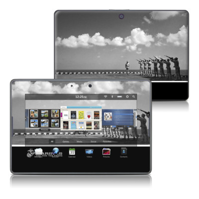 BlackBerry PlayBook Skin - The Few The Proud