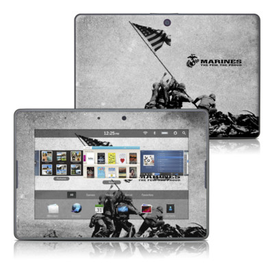 BlackBerry PlayBook Skin - Flag Raise
