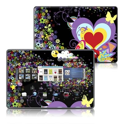BlackBerry PlayBook Skin - Flower Cloud