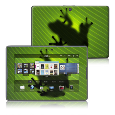 BlackBerry PlayBook Skin - Frog