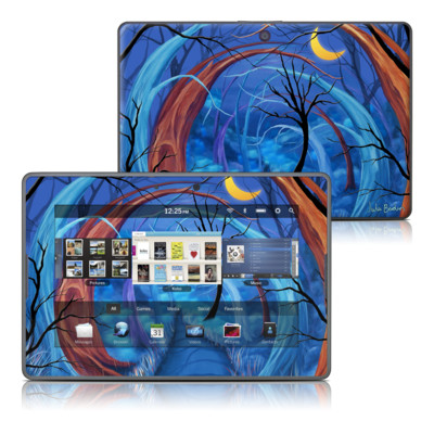 BlackBerry PlayBook Skin - Ichabods Forest
