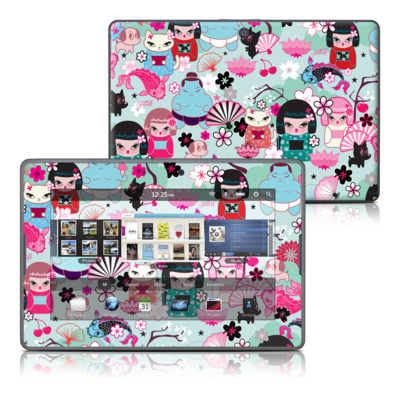 BlackBerry PlayBook Skin - Kimono Cuties