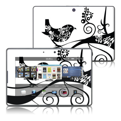 BlackBerry PlayBook Skin - Little Curly