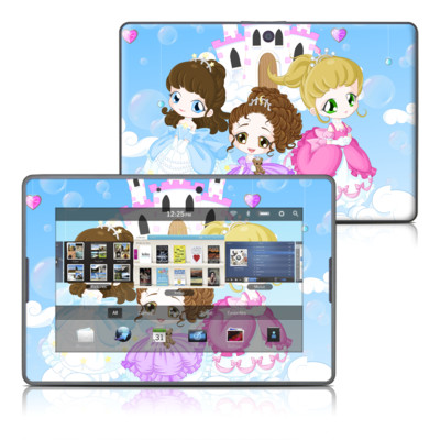 BlackBerry PlayBook Skin - Little Princesses