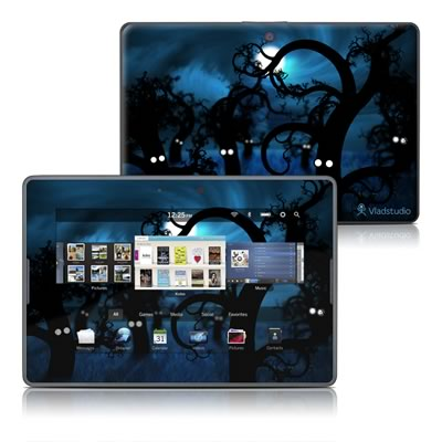 BlackBerry PlayBook Skin - Midnight Forest
