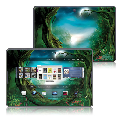BlackBerry PlayBook Skin - Moon Tree
