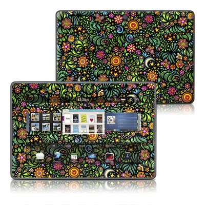 BlackBerry PlayBook Skin - Nature Ditzy