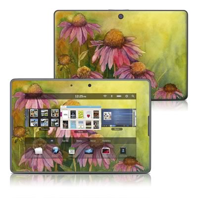 BlackBerry PlayBook Skin - Prairie Coneflower