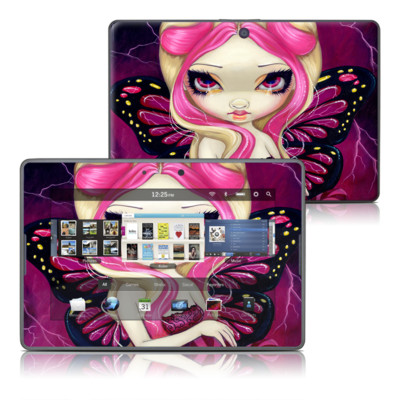 BlackBerry PlayBook Skin - Pink Lightning