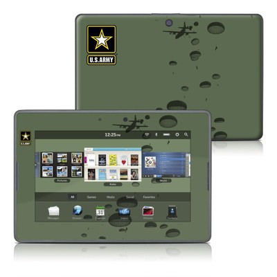 BlackBerry PlayBook Skin - Pull The Lanyard