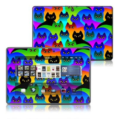 BlackBerry PlayBook Skin - Rainbow Cats