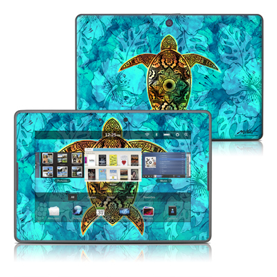 BlackBerry PlayBook Skin - Sacred Honu