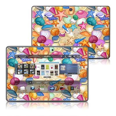 BlackBerry PlayBook Skin - Shells