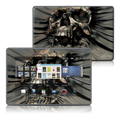 BlackBerry PlayBook Skin - Skull Wrap