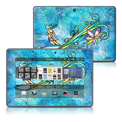 BlackBerry PlayBook Skin - Soul Flow