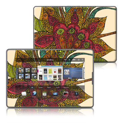 BlackBerry PlayBook Skin - Spring Flower