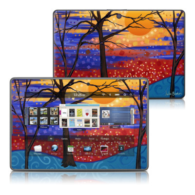 BlackBerry PlayBook Skin - Sunset Moon