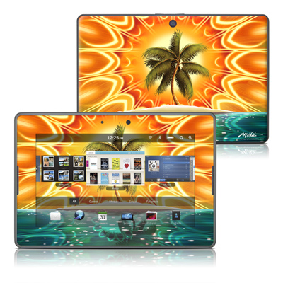 BlackBerry PlayBook Skin - Sundala Tropic