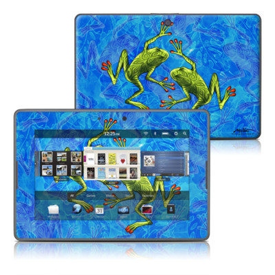 BlackBerry PlayBook Skin - Tiger Frogs