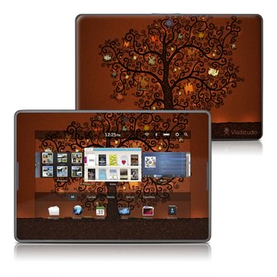 BlackBerry PlayBook Skin - Tree Of Books