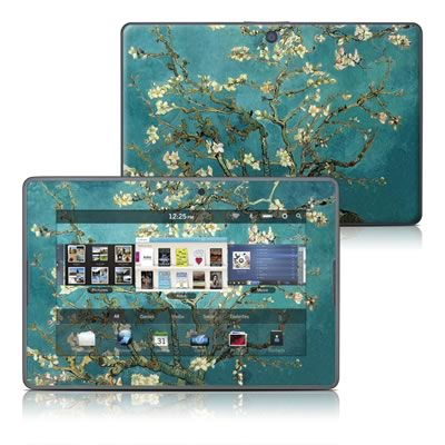 BlackBerry PlayBook Skin - Blossoming Almond Tree