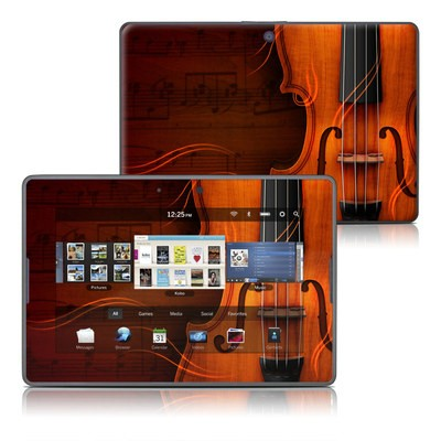 BlackBerry PlayBook Skin - Violin