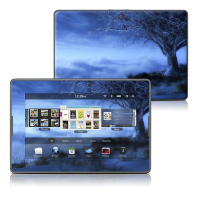 BlackBerry PlayBook Skin - World's Edge Winter