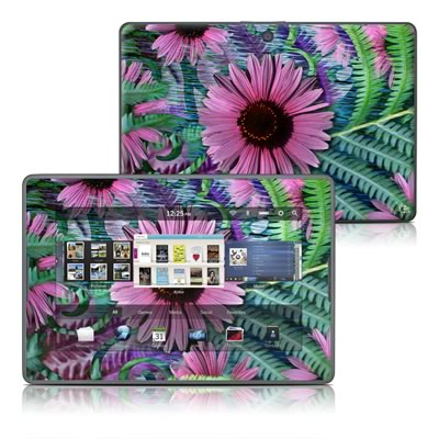 BlackBerry PlayBook Skin - Wonder Blossom
