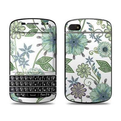 BlackBerry Q10 Skin - Antique Nouveau
