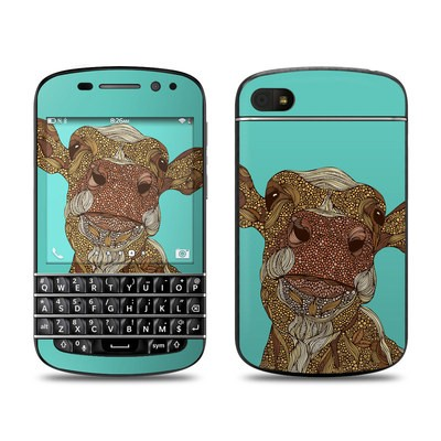 BlackBerry Q10 Skin - Arabella
