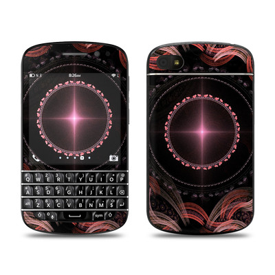 BlackBerry Q10 Skin - All Roads Lead Home