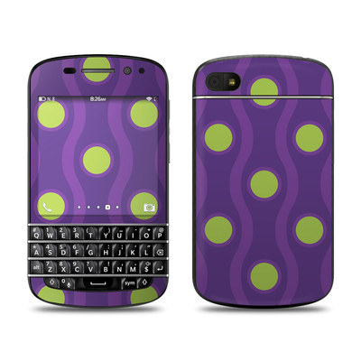 BlackBerry Q10 Skin - Atomic