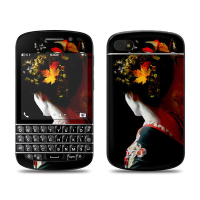 BlackBerry Q10 Skin - Autumn