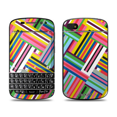 BlackBerry Q10 Skin - Bandi