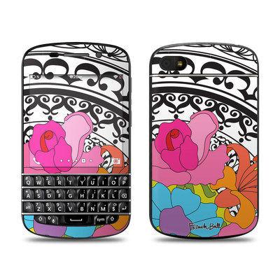 BlackBerry Q10 Skin - Barcelona