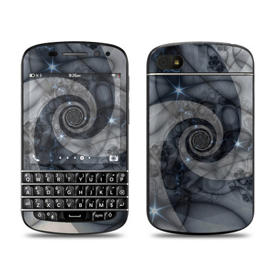 BlackBerry Q10 Skin - Birth of an Idea