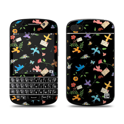 BlackBerry Q10 Skin - Birds