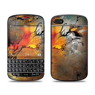 BlackBerry Q10 Skin - Before The Storm
