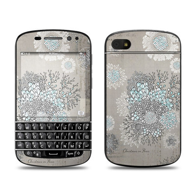 BlackBerry Q10 Skin - Christmas In Paris
