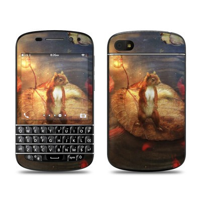 BlackBerry Q10 Skin - Columbus