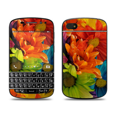 BlackBerry Q10 Skin - Colours