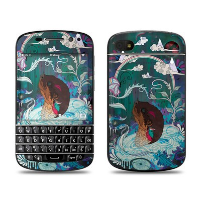 BlackBerry Q10 Skin - Distraction