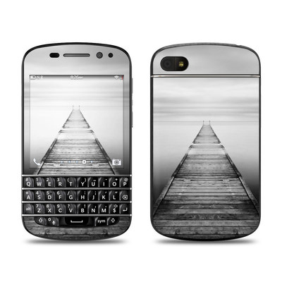 BlackBerry Q10 Skin - Dock