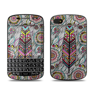 BlackBerry Q10 Skin - Dream Feather
