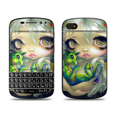BlackBerry Q10 Skin - Dragonling